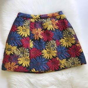 Alice + Olivia Loran Lantern Skirt